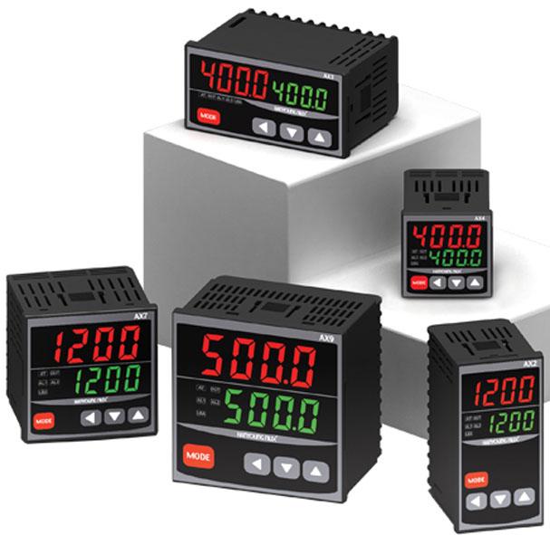 Bộ điều khiển nhiệt độ trong công nghiệp