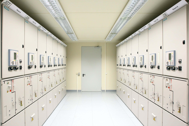 Phòng tủ điện phân phối tổng msb