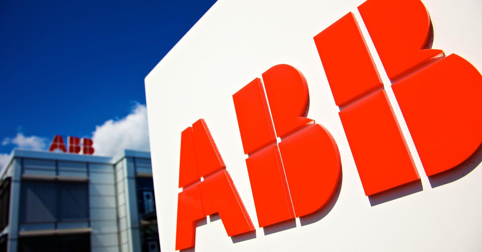 Tập đoàn thiết bị điện ABB