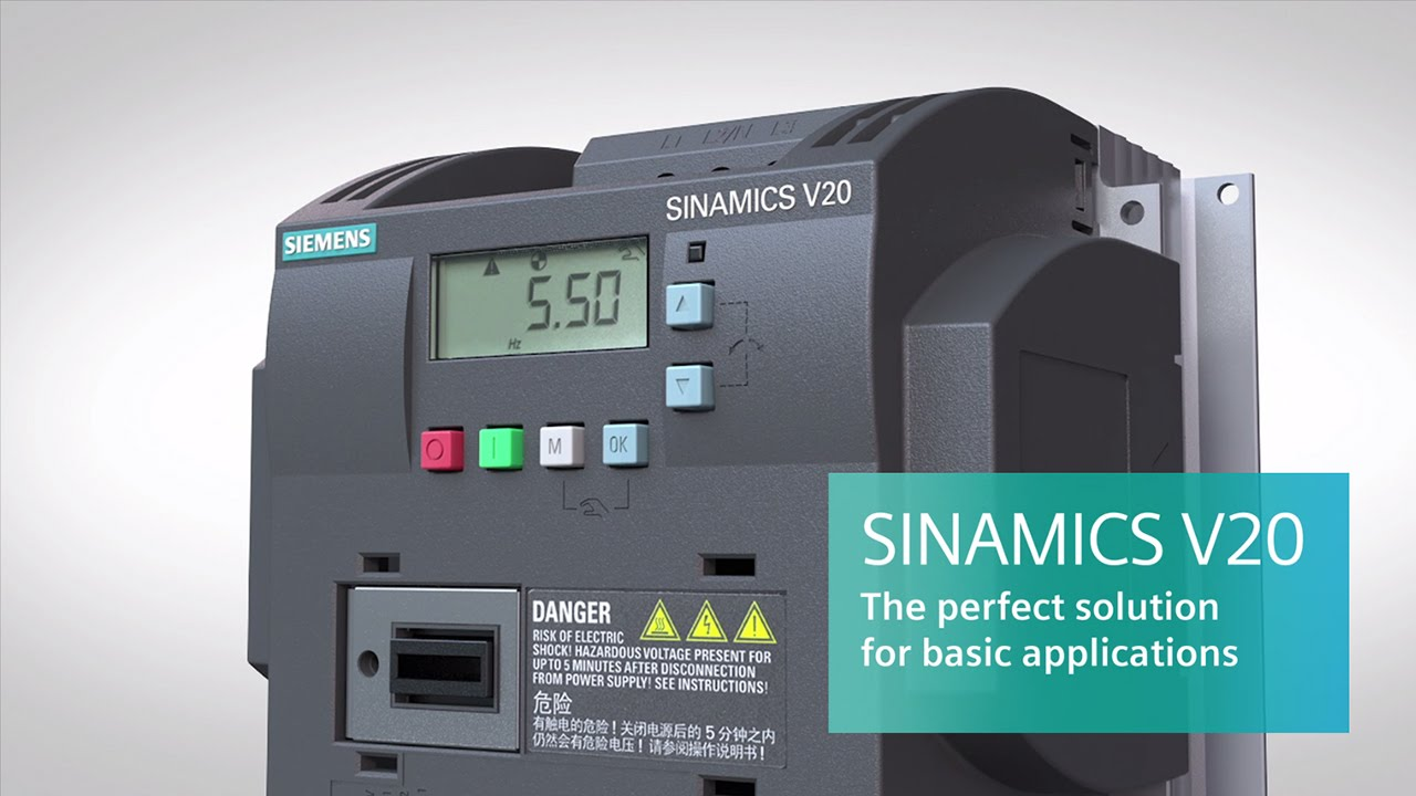 Biến tần Siemens V20
