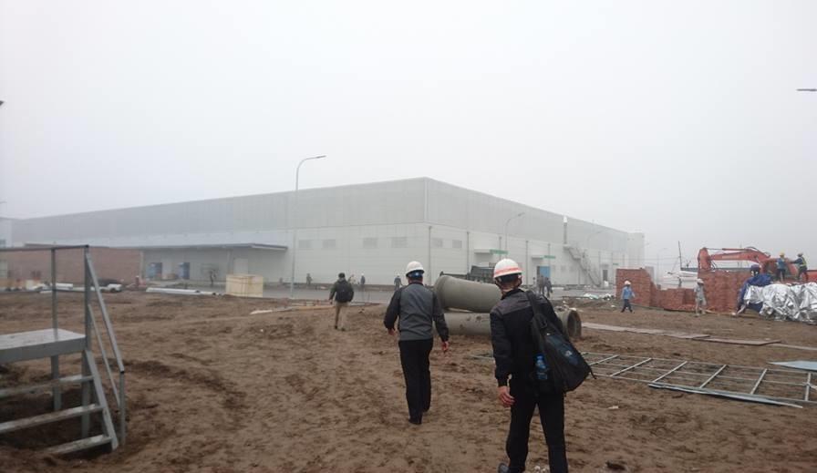 Dự án khu công nghiệp yên phong