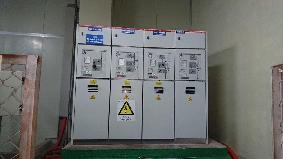 Hệ thống tủ đóng cắt trung thế