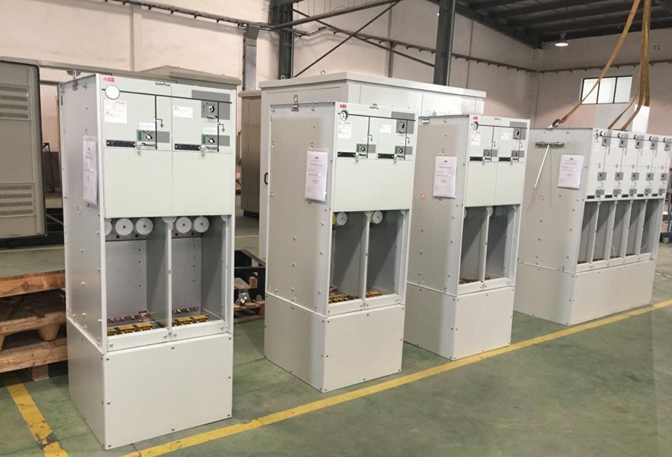 Hệ thống tủ RMU ABB 24kV