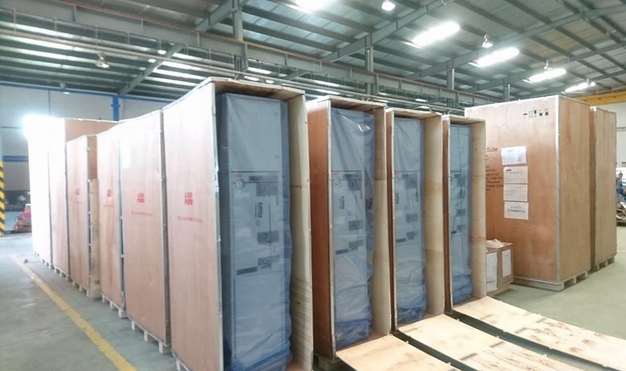 Hệ thống tủ RMU ABB