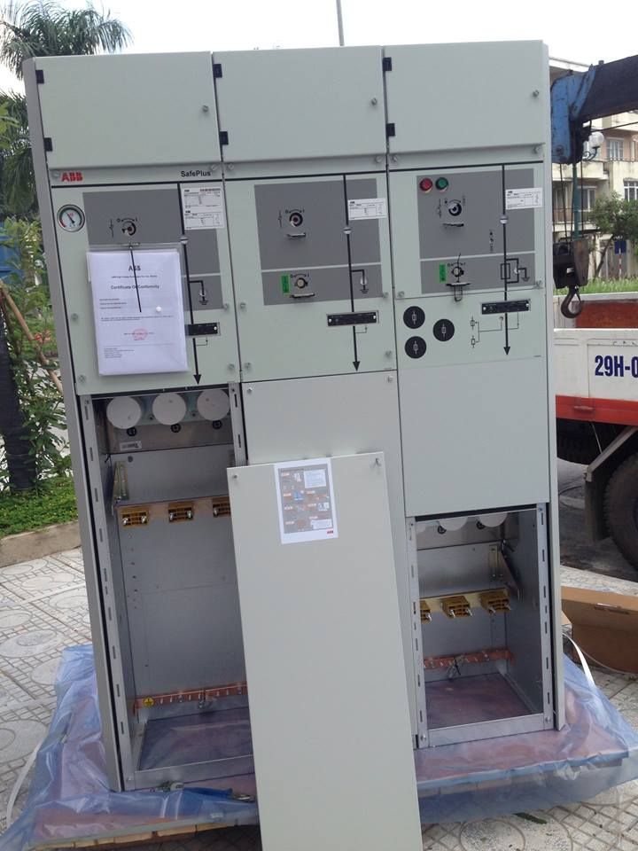 Hệ thống tủ RMU
