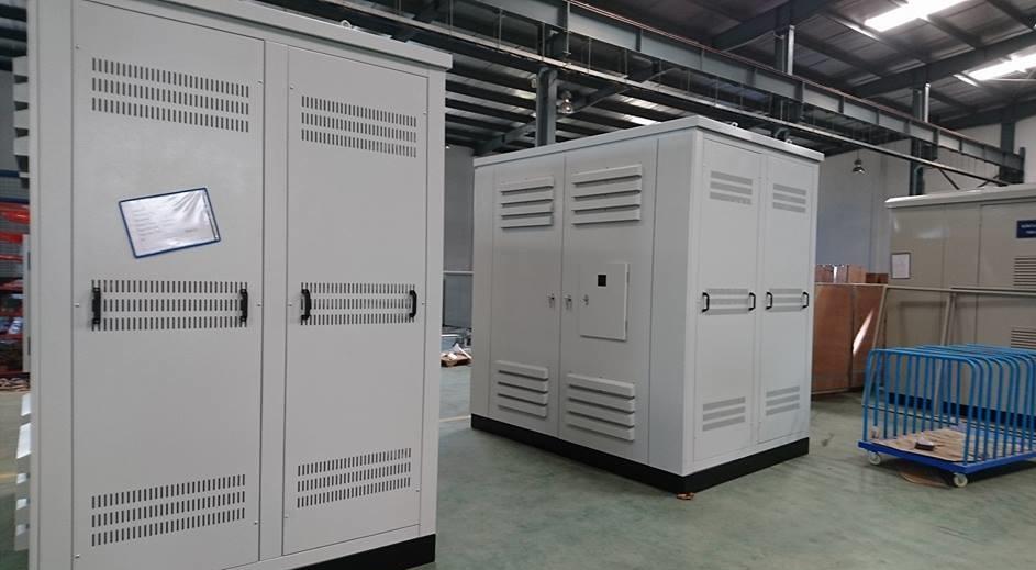 Hệ thống vỏ tủ theo đơn của khách hàng
