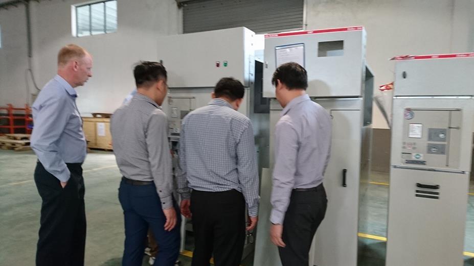 Khảo sát, và hướng dẫn sản phẩm ABB tủ trung thế