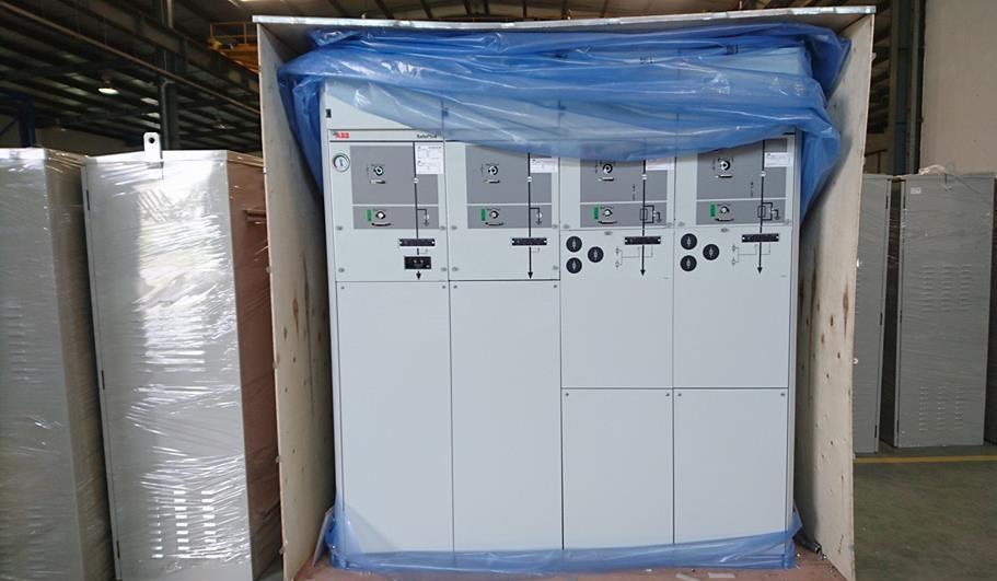 Tủ được đóng hộp gỗ cần thận từ nhà sản xuất