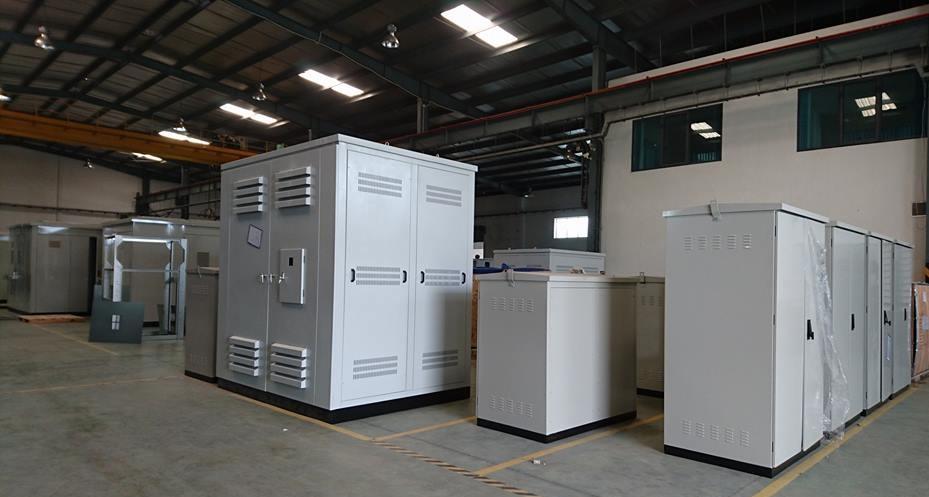 Vỏ biến áp khô và vỏ tủ điện