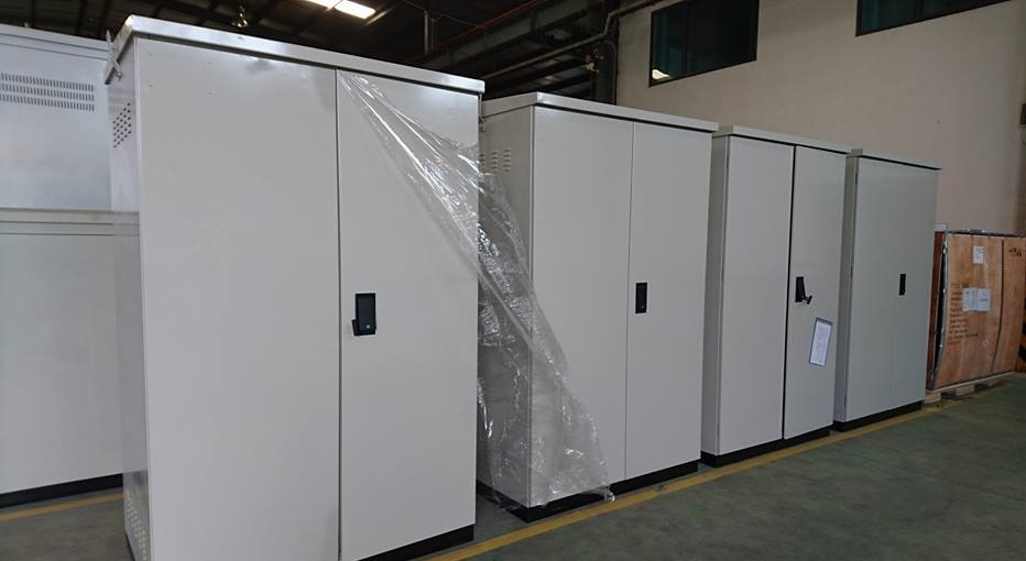 Vỏ tủ điện lưu kho