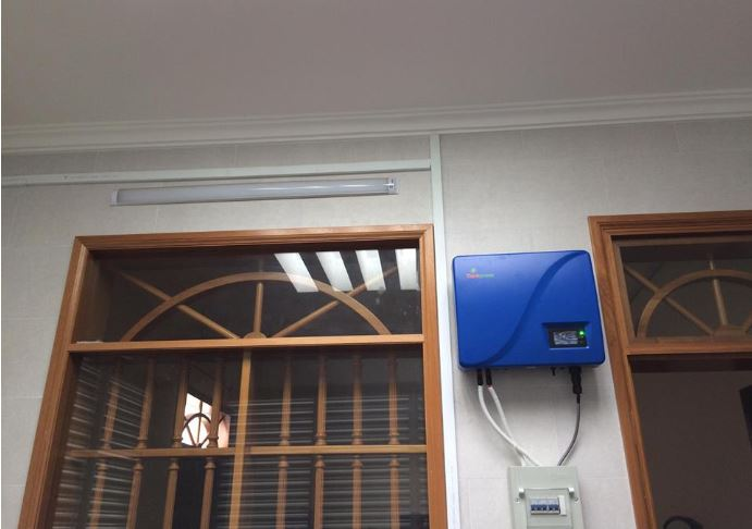 module điện mặt trời